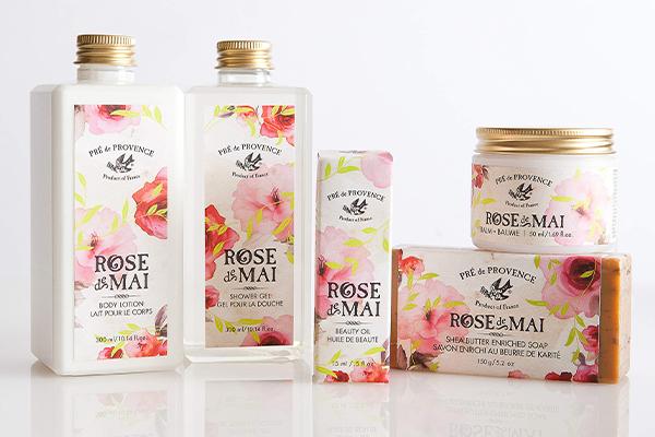 Rose de Mai Collection